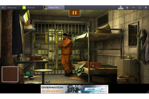 Prison Break: Alcatraz - escape the cell puzzle adventure