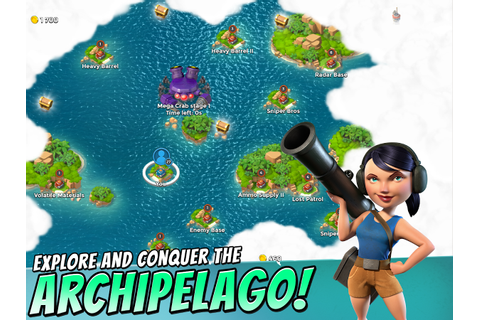 Boom Beach - Android Apps on Google Play
