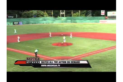 2012 MHSAA 2A Baseball Championship Game 1 - YouTube