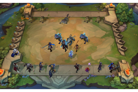 Teamfight Tactics Coming to Mobile in March | Den of Geek