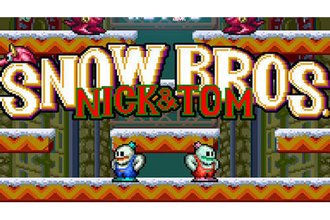 Snow bros. Nick and Tom for Android - Download APK free