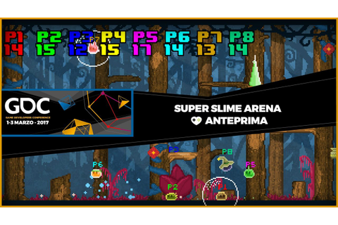 Super Slime Arena - Anteprima GDC 2017 | GameSoul.it