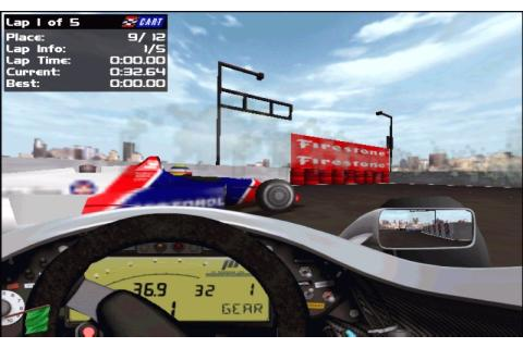CART Precision Racing download PC