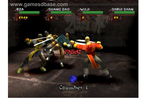 Wu-Tang: Shaolin Style (PS1) | Classic Game Room Wiki ...