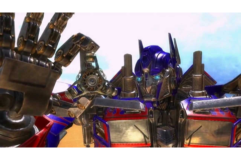 Transformers Human Alliance Arcade Trailer | Sega ...
