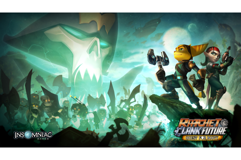 Wallpapers - Ratchet & Clank Future: Quest For Booty - PS3 ...