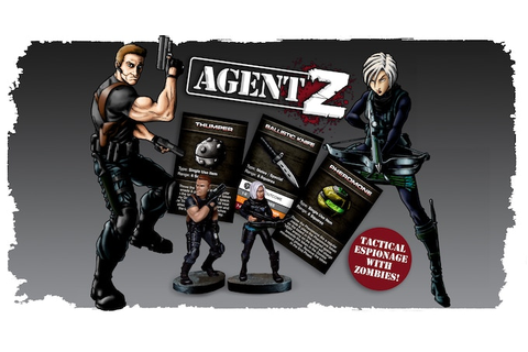 New Agent Z missions are to be released regularly online ...