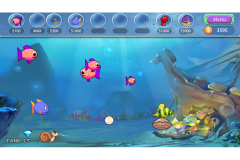 Download Pocket Aquarium on PC with BlueStacks