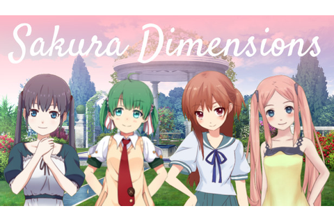 Sakura Dimensions on Steam