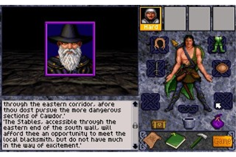Ruins of Cawdor (DOS) Game Download