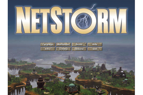 Download NetStorm: Islands at War (Windows) - My Abandonware