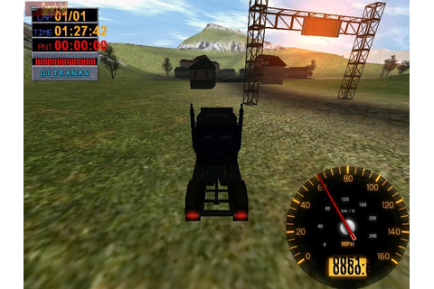 Free Download PC Games and Software: Big Rig Over The Road ...