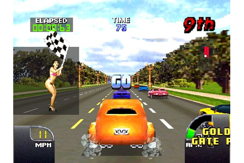 Cruis'n USA Screenshots for Nintendo 64 - MobyGames