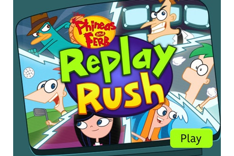 Phineas and Ferb Games | Disney XD