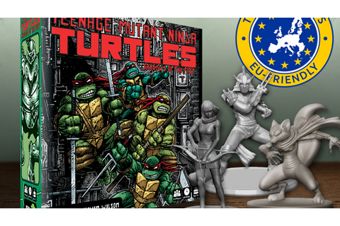 Teenage Mutant Ninja Turtles: Shadows of the Past Board ...