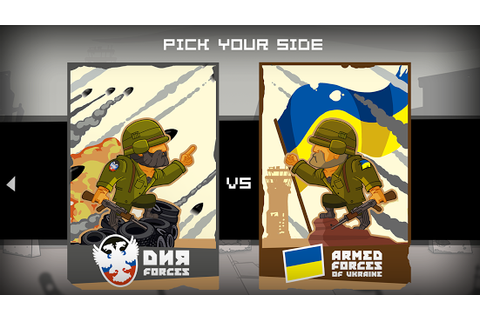 Battle for Donetsk Web, Android game - Mod DB