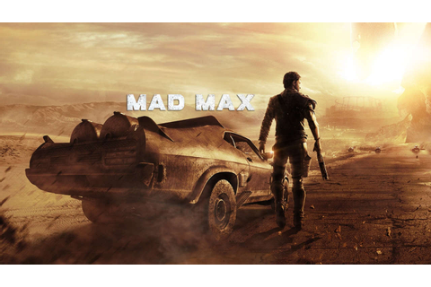 MAD MAX (VIDEO GAME) - THE MOVIE - YouTube