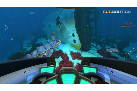 Subnautica Available Tomorrow in the Xbox Game Preview Program