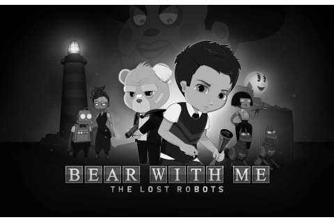 Bear With Me The Lost Robots PC Version Full Game Free ...
