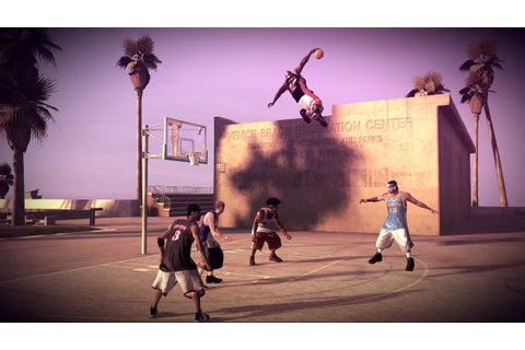 NBA Street Homecourt Screenshots - Video Game News, Videos ...