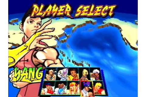 Street Fighter III: New Generation (1997) Arcade game