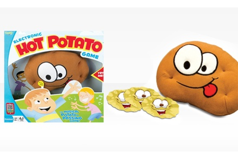 Electronic Hot Potato Game | Groupon Goods