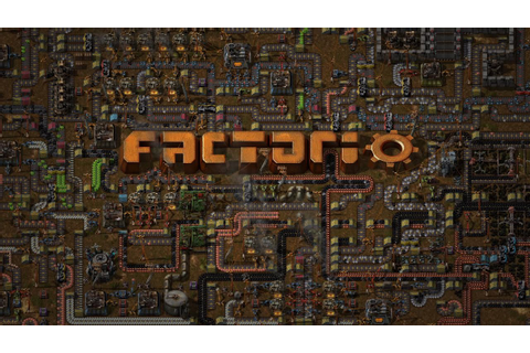 Factorio - Gameplay Trailer - YouTube