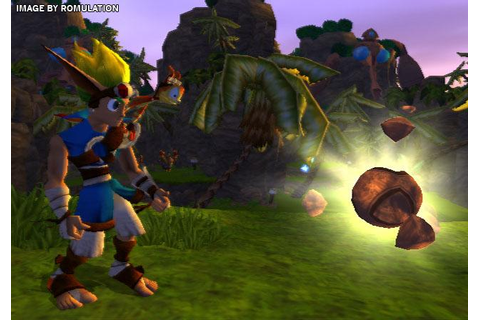 Jak and Daxter - The Precursor Legacy (USA) PS2 / Sony ...