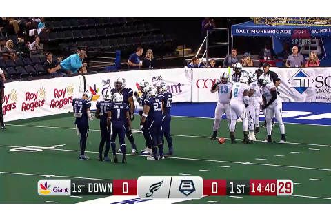 AFL Week 17: Brigade vs. Soul Full Game | Arena Football ...