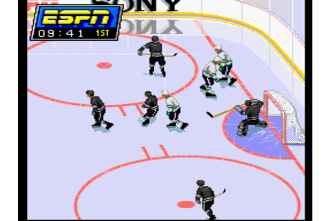 ESPN National Hockey Night Screenshots | GameFabrique