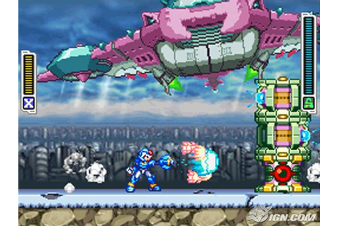 Mega Man ZX Screenshots, Pictures, Wallpapers - Nintendo ...