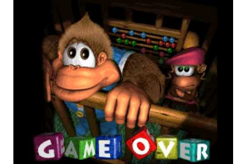 Donkey Kong Country 3 - Dixie Kong's Double Trouble - Game ...