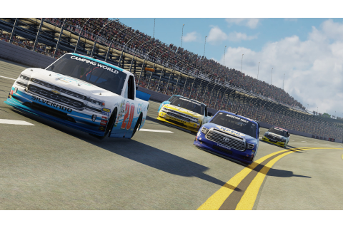 NASCAR Heat 3 »FREE DOWNLOAD | CRACKED-GAMES.ORG
