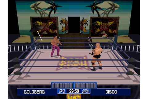 WCW Mayhem Download Game | GameFabrique