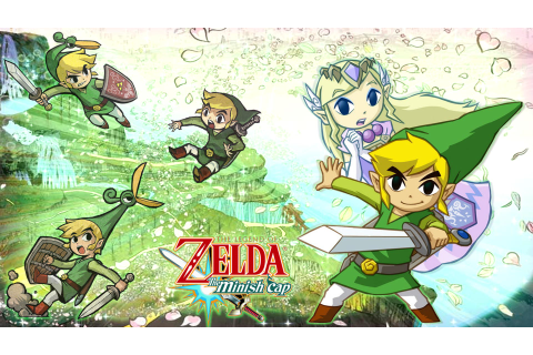 The Legend Of Zelda: The Minish Cap HD Wallpaper ...