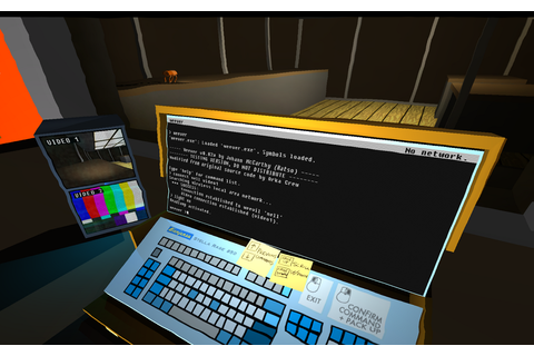 Quadrilateral Cowboy - Games.cz