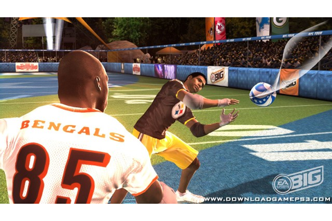 NFL Tour - Download game PS3 RPCS3 PC free