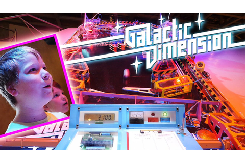 "Giant Pinball: ""Galactic Dimension"" - YouTube"