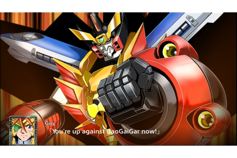 NS Super Robot Wars T - Game Academia | Game Academia ...