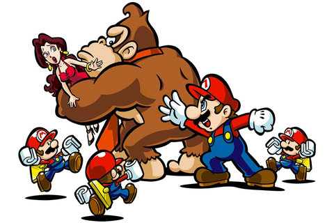 Amazon.com: Mario vs. Donkey Kong Mini-Land Mayhem!: Video ...