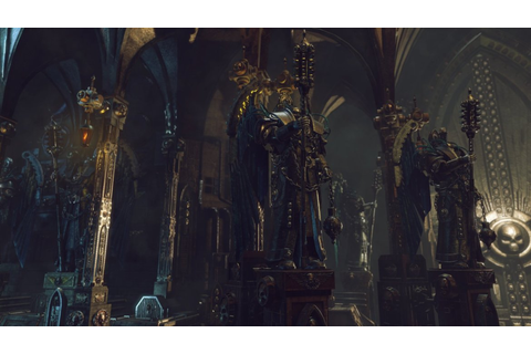 Warhammer 40,000 Inquisitor Martyr - Games - Neocore