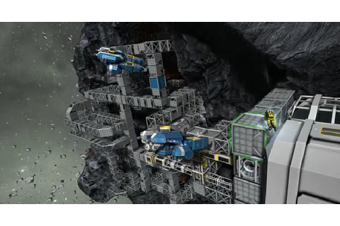 Space Engineers' Construction Game Now Allows Players to 3D Print ...