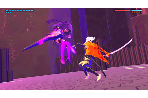 Furi - Gameplay Trailer - The Game Bakers - YouTube