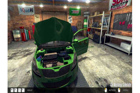 Car Mechanic Simulator 2014 Game Download Free For PC Full ...