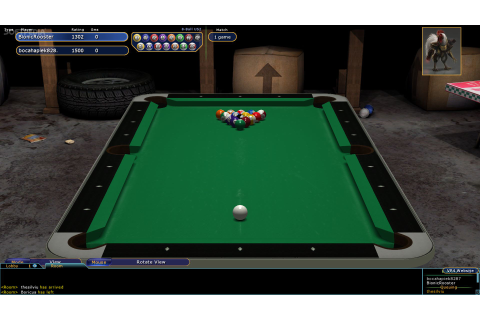 Virtual Pool 4 Online Game Free Download