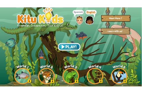 Spanish Apps and On-line Games for Kids: 20 of the BEST!