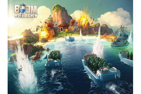 [Info] Supercell's Newest Game: Boom Beach