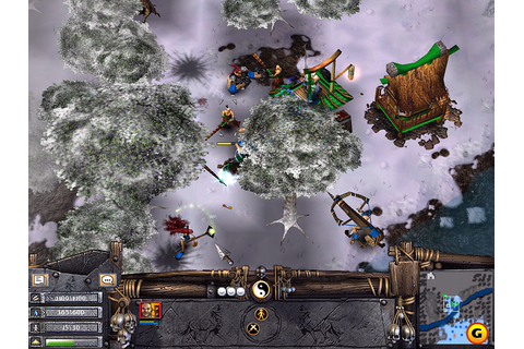 Battle Realms: Winter of the Wolf ~ HITS GAME WORLD