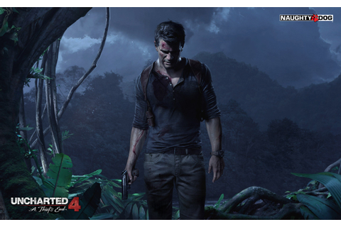 free wallpaper and screensavers for uncharted 4 a thiefs ...