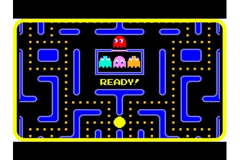 Pacman Online Flash Game - Pac-man - Arcade Games - YouTube